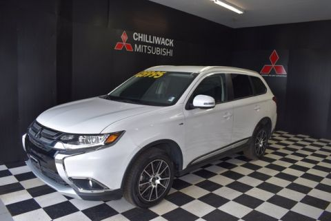 Pre-Owned 2018 Mitsubishi Outlander SE 4WD Sport Utility